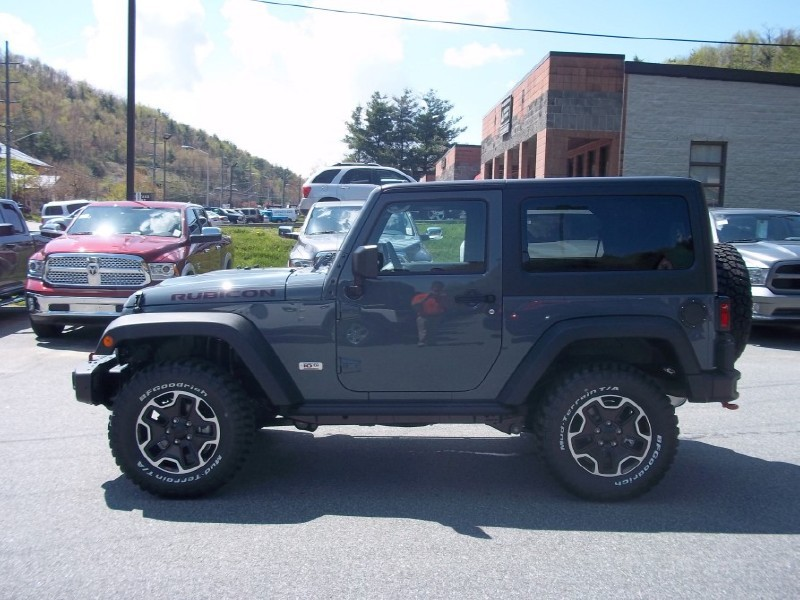 2013 Jeep Wrangler Rubicon 10th Anniversary in Boone, North Carolina