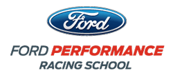 Ford Performance Racing School logo