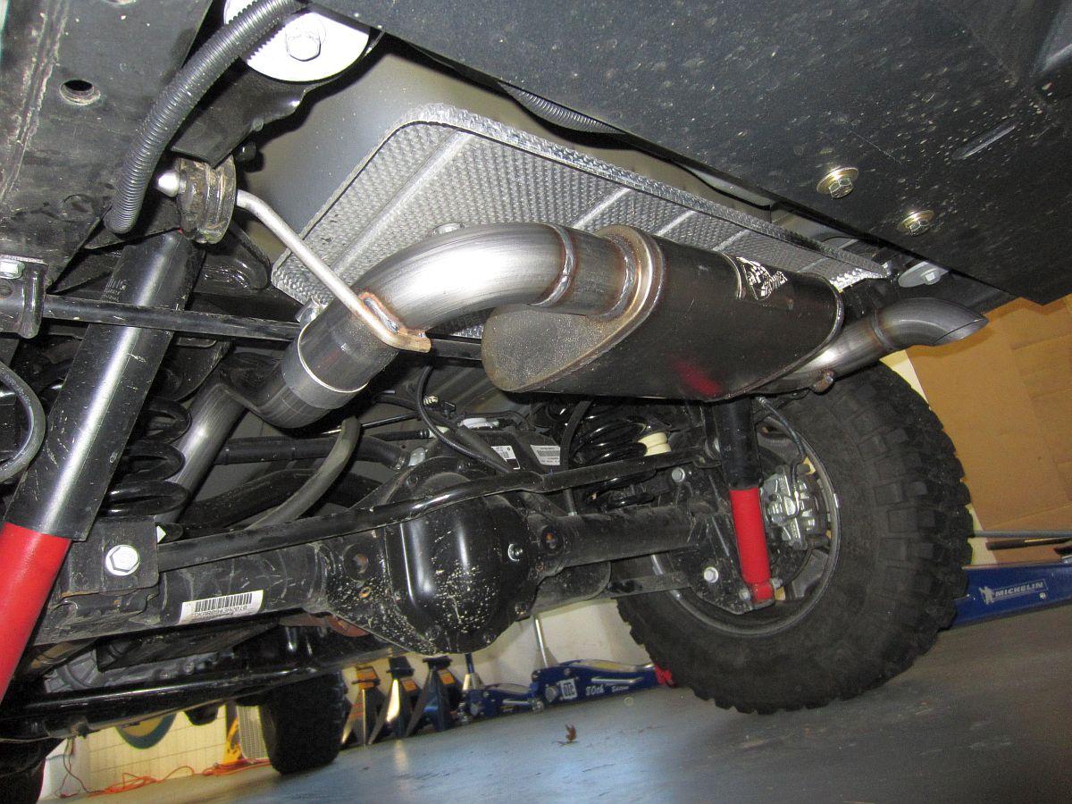 Jeep Jk Muffler >> Jk Muffler Options Page 3 Jeep Wrangler Forum