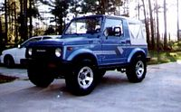 1986 Suzuki Samurai-The ULTIMATE Off-Road Adventure!